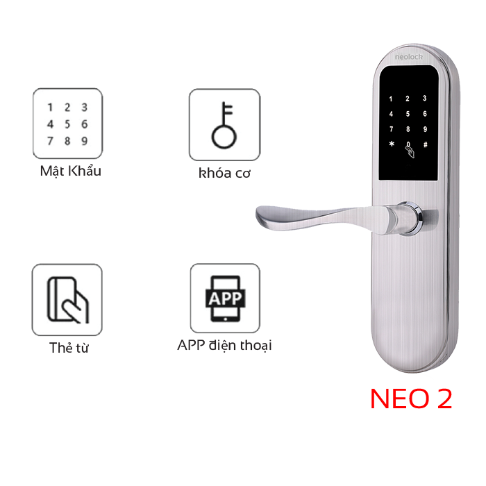 Smart lock Neolock - NEO2